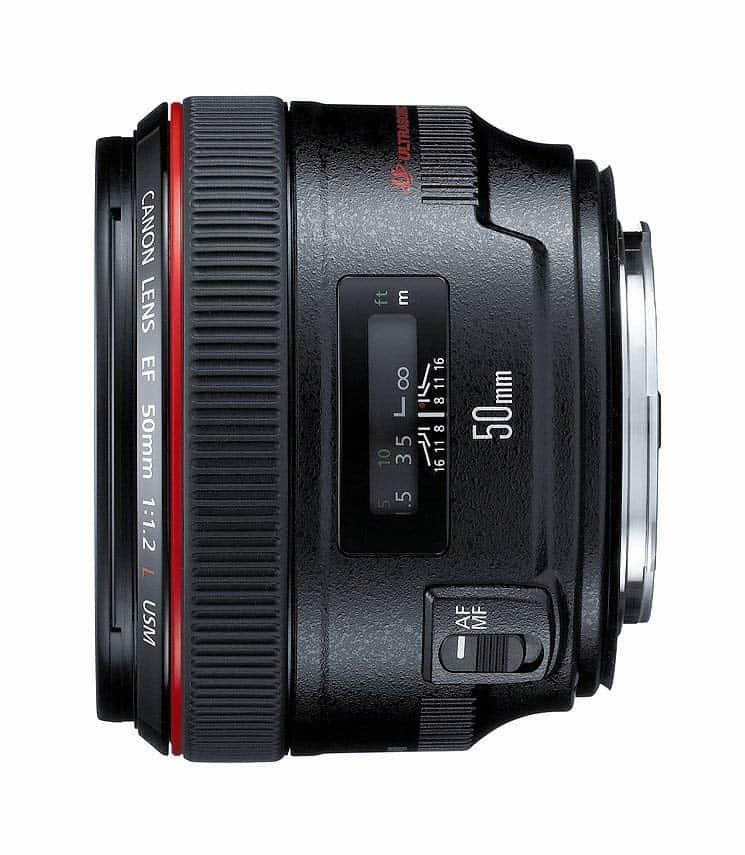 50mm 1.2