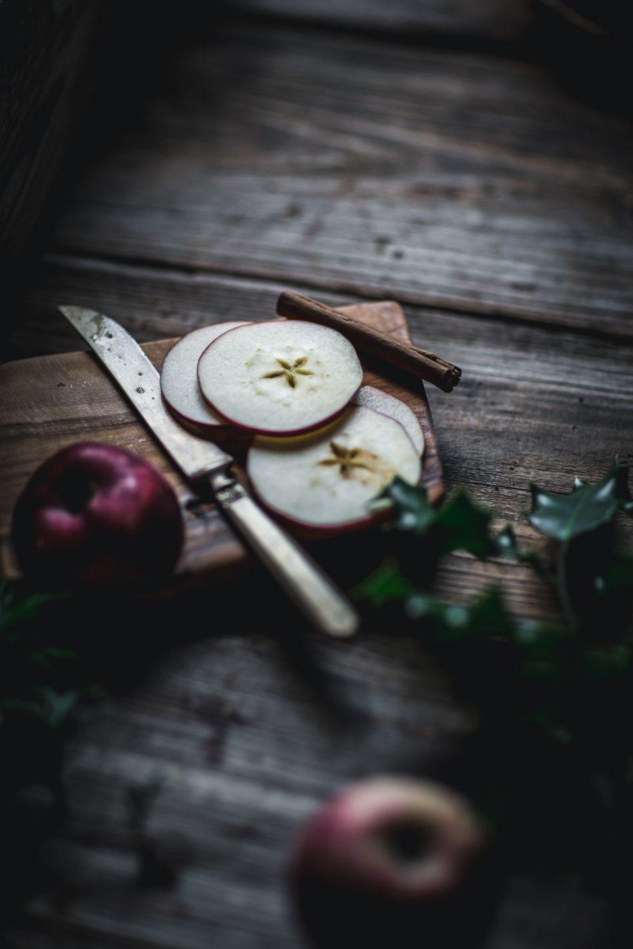 Christmas Bread Wreath