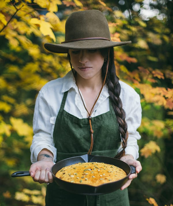Eva Kosmas Flores of Adventures in Cooking