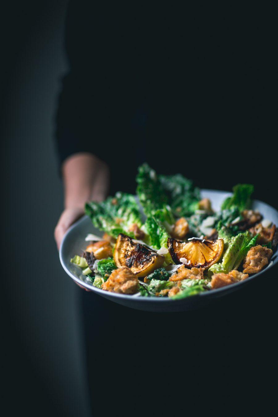 The Best Caesar Salad