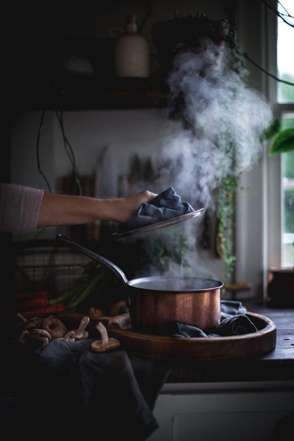 Lentil Soup Recipe by Eva Kosmas Flores