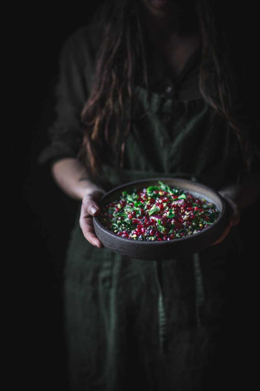Tabbouleh Salad Recipe by Eva Kosmas Flores
