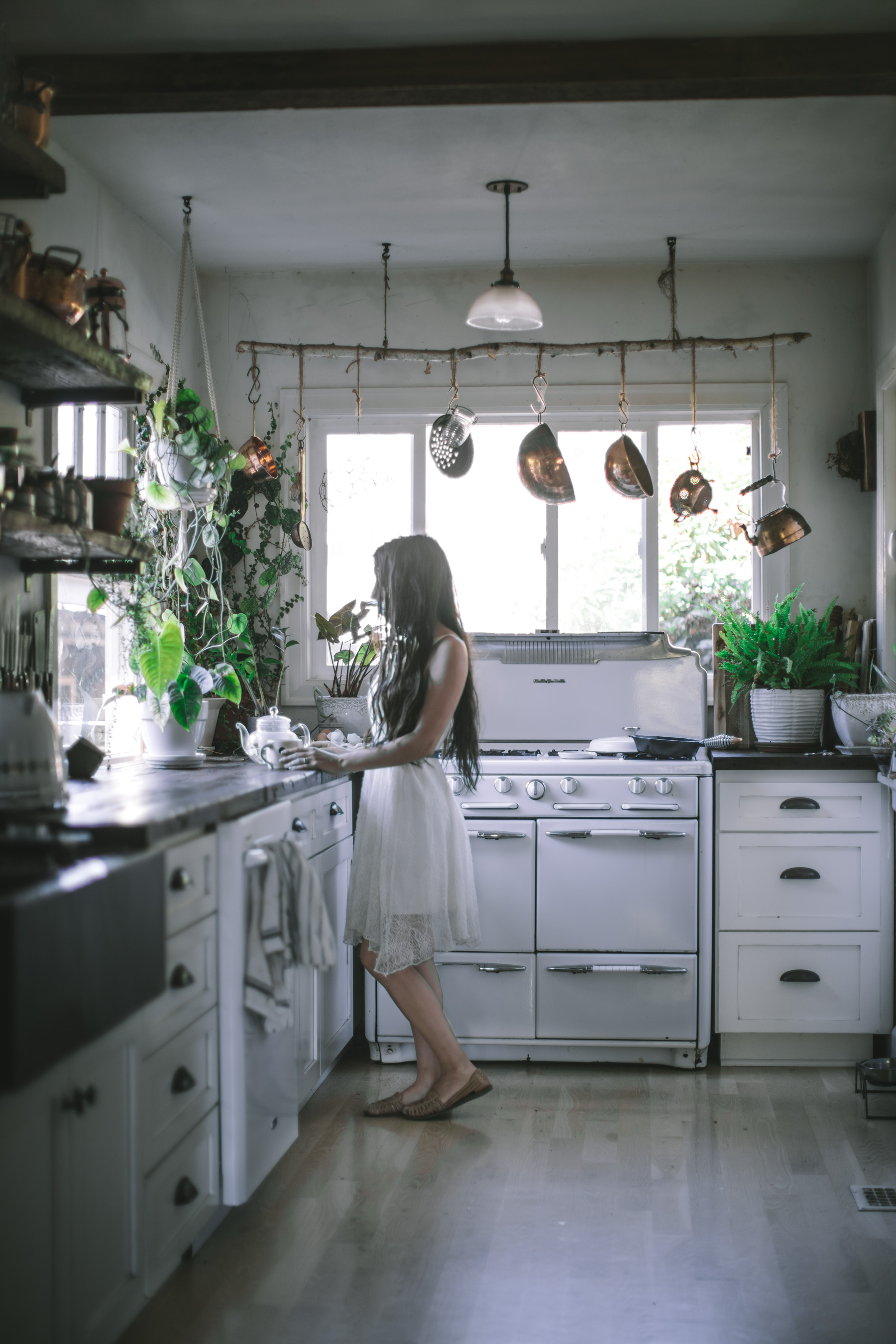 Eva Kosmas Flores Kitchen
