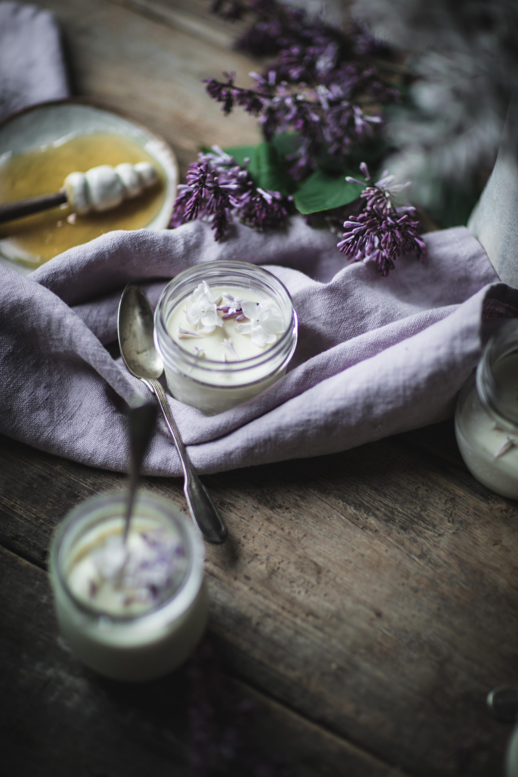 Panna Cotta Jar