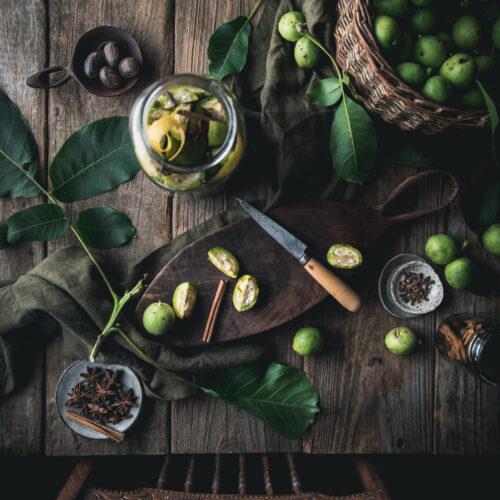 Nocino Recipe Italian Walnut Liqueur