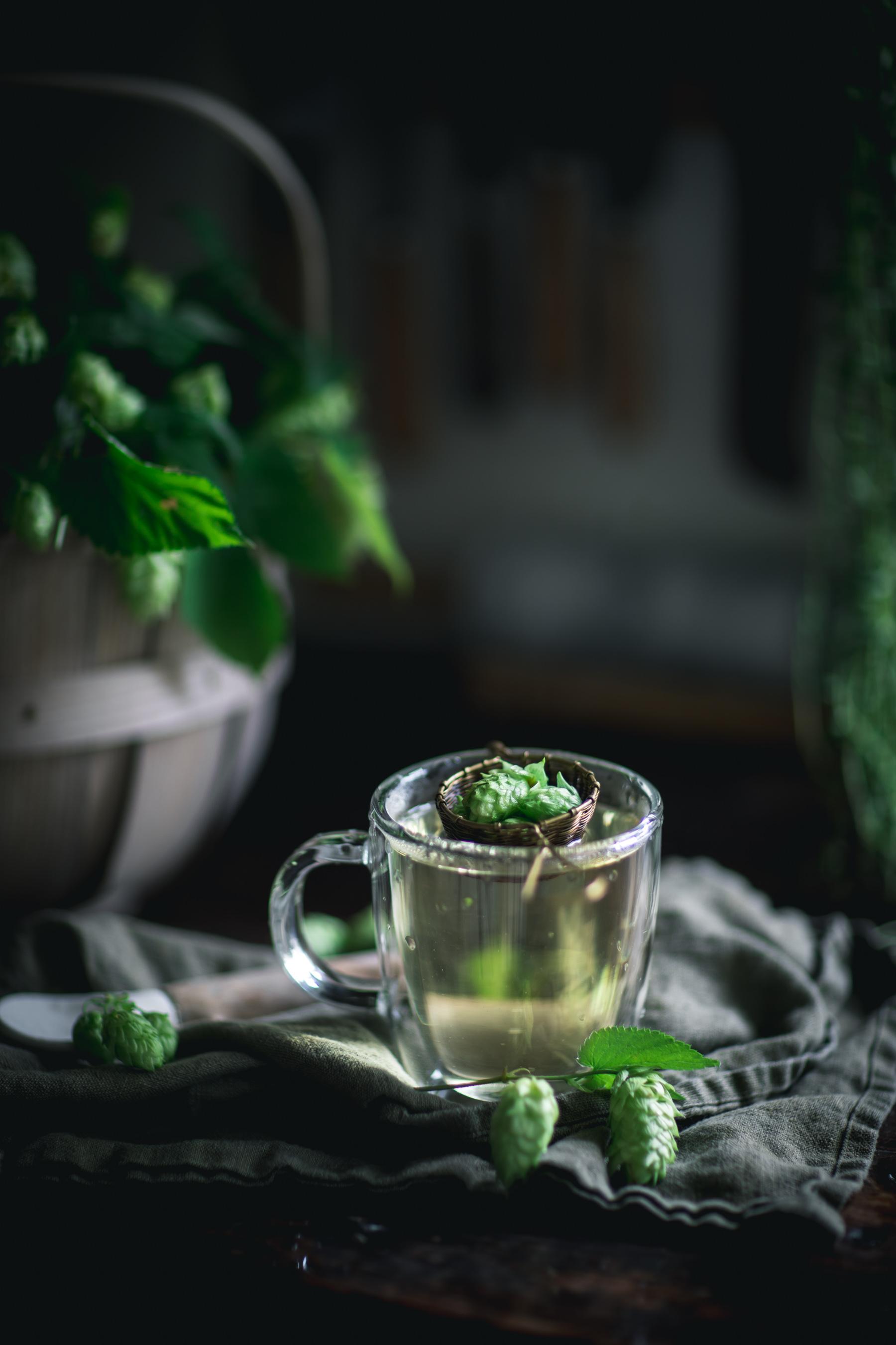 Hop Tea