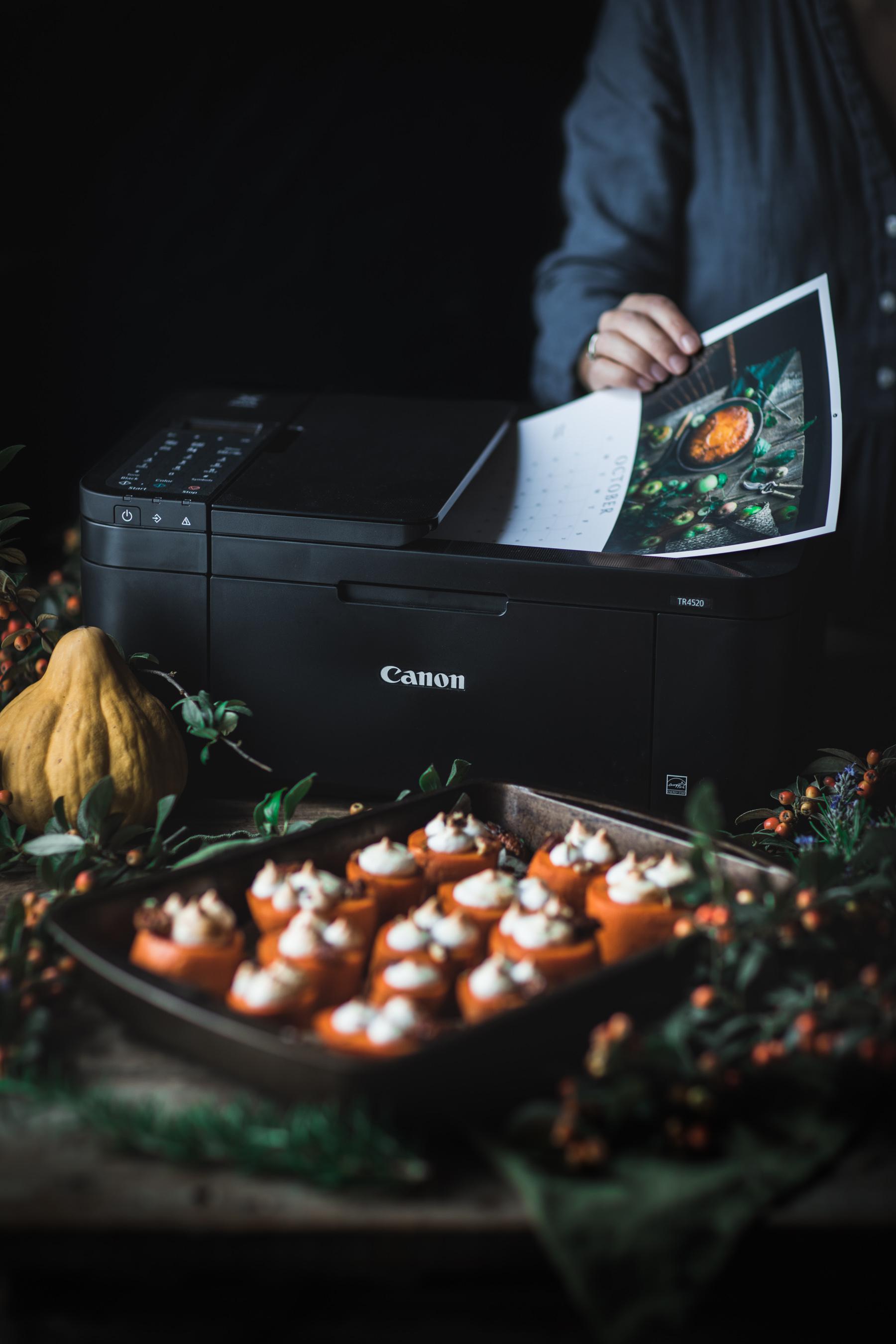 Canon Printer Calendar