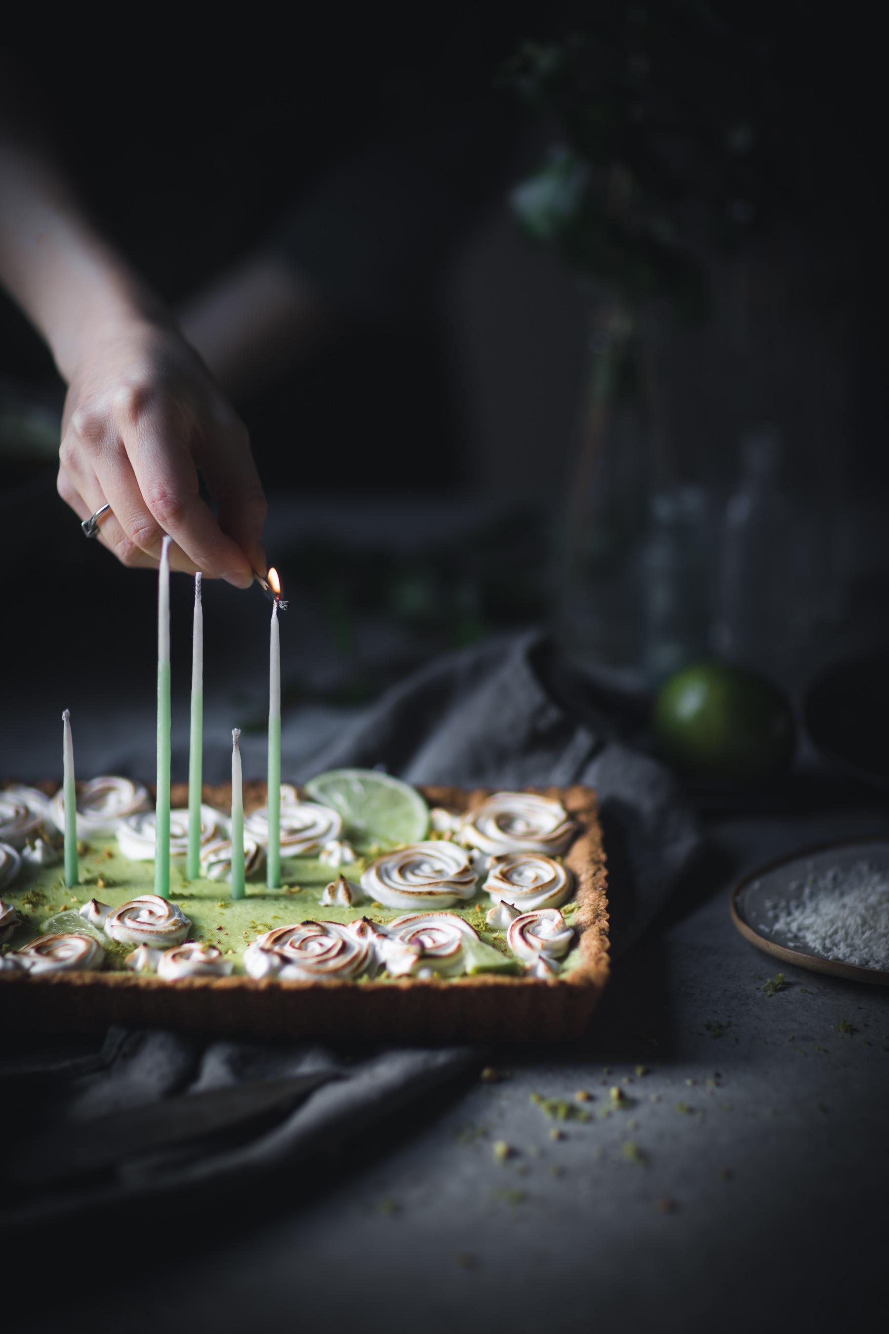 Tart Candles