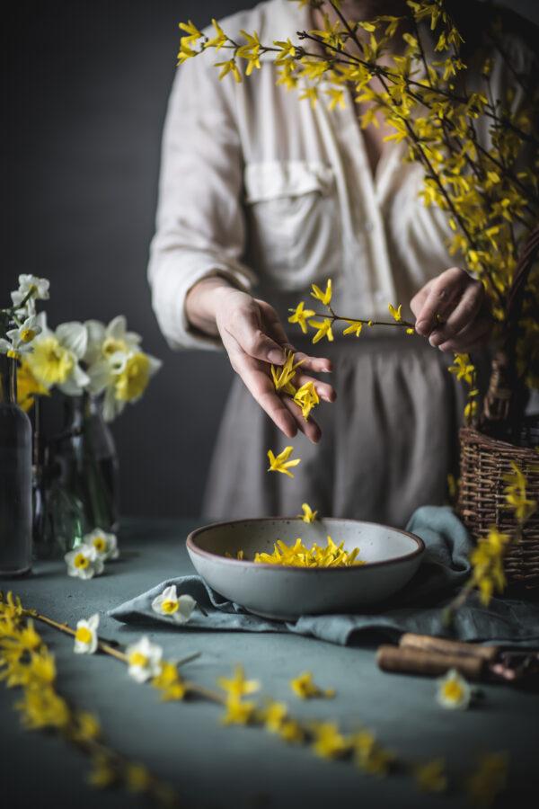 Forsythia Edible Flowers